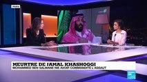 """Anne Gadel:""""L'Arabie Saoudite n'a pas été lâchée par les Etats-Unis"""""""