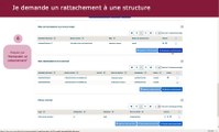 Tutoriel Chorus Pro V2 - Demander un rattachement et accéder aux espaces (utilisateurs simples)