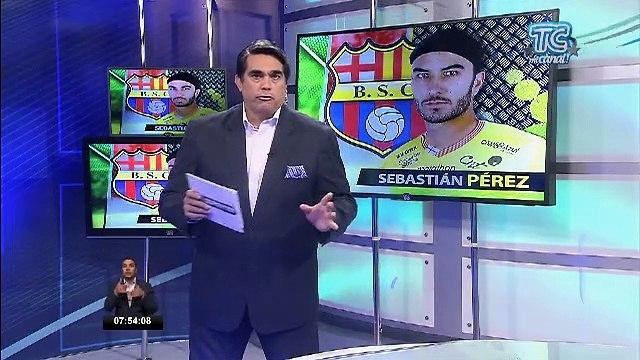Sebastián Pérez comenta sobre su euforia al marcar su primer gol con Barcelona