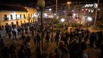 Violentas protestas en Ecuador contra el fin de subsidios al combustible