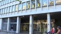 Generalitat deja de exhibir lazos antes del plazo de la JEC