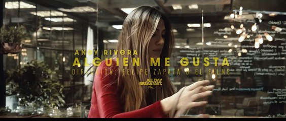 Andy Rivera - Alguien Me Gusta (Version Urbana) [Official Video]