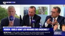 Incendie de l'usine Lubrizol à Rouen: quels sont les risques des dioxines ? - 04/10