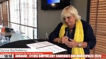 Aubagne : Sylvia Barthélémy candidate aux municipales 2020
