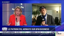 Le patron d'XL Airways sur BFM Business - 04/10