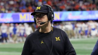 Mark May: Michigan Fans Are Getting Restless Over Jim Harbaugh