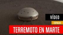 Así suena un terremoto en Marte