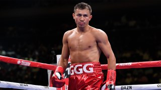 GGG is Tired of Talking About Canelo Alvarez