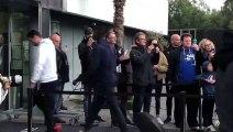 Amiens-OM : les joueurs sont arrivés au stade de la Licorne