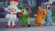 Des dizaines de milliers de fans chassent les Pokémon à Taiwan