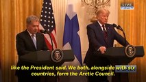 Donald Trump Says U.S. Will Block China From Expanding To The Arctic: 'We Won't Let It Happen'