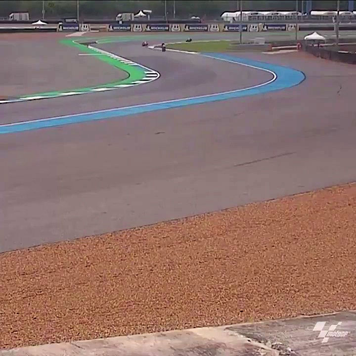MM93 highside from the circuit security cameras!