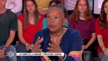La femme de la semaine : Christiane Taubira - Clique - CANAL+