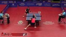 Koki Niwa vs Simon Gauzy   2019 ITTF Swedish Open Highlights (R16)