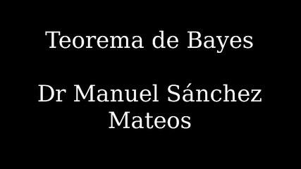 Estadística/Teorema de Bayes