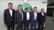 Claude Puel nouvel entraîneur des Verts