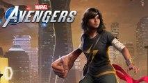 Marvel's Avengers - Kamala Khan: Behind the Scenes (2020)