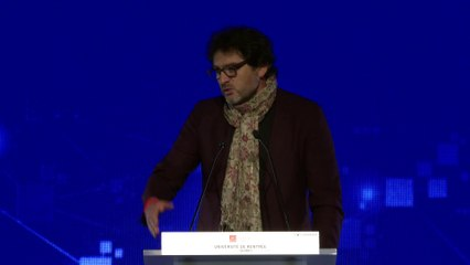 Erwan Balanant, mot d'accueil - UR2019