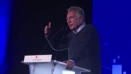 François Bayrou, discours d'ouverture - UR2019