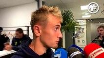 Valentin Rongier après Amiens 3-1 OM