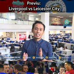 Previu: Liverpool vs Leicester City