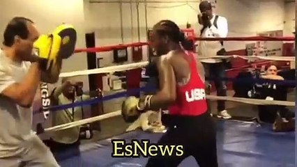 WOW Claressa Sheilds Opponent Coach Punched Before Weigh In
