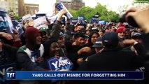 Yang Gets Huge Surge