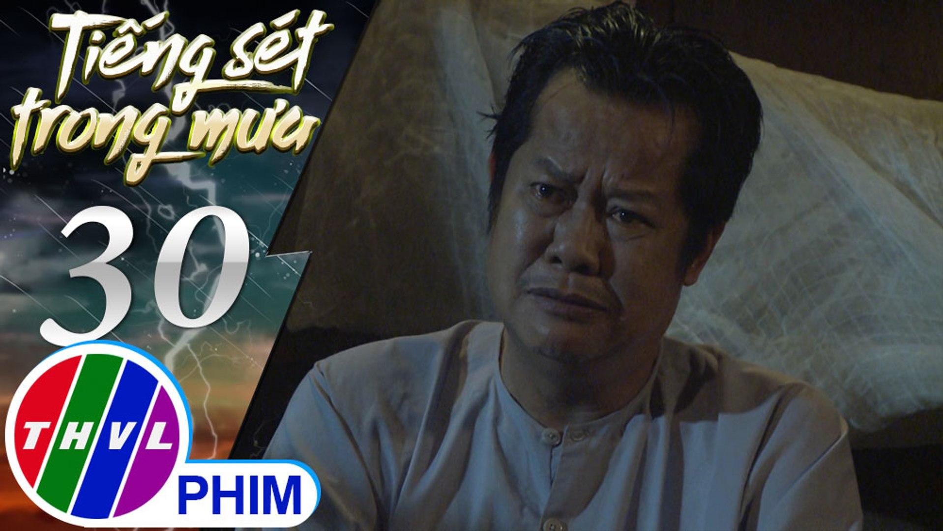 THVL | Tiếng sét trong mưa - Tập 30[2]: Ông Quý trách bà Bình không thương mình mà cứ nhớ người cũ