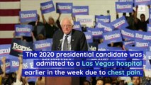 Bernie Sanders Suffered a Heart Attack, Campaign Says