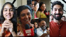 Aadhyarathri Audience Response | FilmiBeat Malayalam