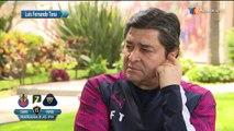 Luis Fernando Tena tiene un gran reto con Chivas | Azteca Deportes