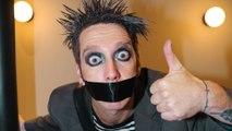 Tape Face : le clown qui fait rire sans dire un mot