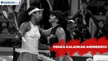 Tumbangkan Andreescu, Naomi Osaka Maju ke Semifinal China Open