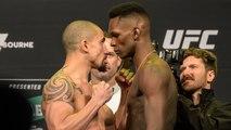 UFC 243: Whittaker vs. Adesanya - Weigh-in