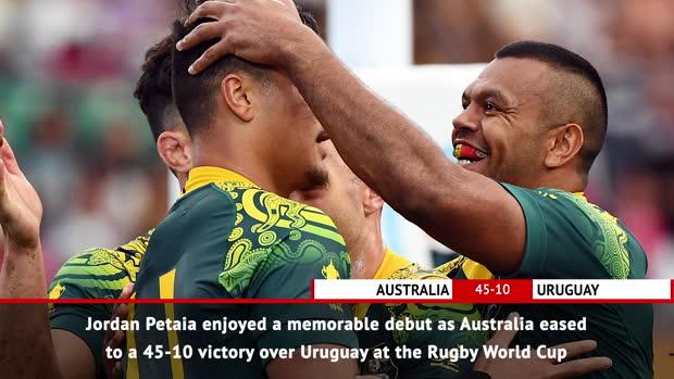 Fast Match Report - Australia v Uruguay