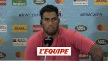 Vahaamahina «Ça va taper» - Rugby - Mondial - Bleus