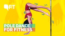 Working A Pole: Women are Turning to Pole Dance for Fitness