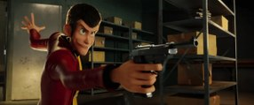 Lupin III: The First - Trailer VO