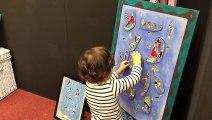 """""""Les Instants Ludiques"""" à Aix : un espace pour sensibiliser les enfants à l'art"""