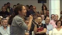 """Pablo Iglesias: """"La única garantía para que no haya una coalición entre PP y PSOE es que Unidas Podemos esté muy fuerte"""""""