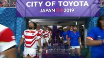 Highlights - Japan v Samoa