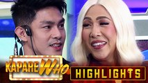 Vice asks Ion if he winks to other girls | It's Showtime KapareWHO