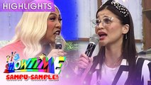 Cassie and Marga reconcile in Sine Mo 'To | It's Showtime Sampu-Sample