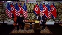 Désarmement nucléaire : Corée du Nord et Etats-Unis tentent de renouer le dialogue en Suède