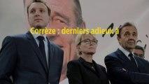 Corrèze : derniers adieux à Jacques Chirac, en présence de sa famille