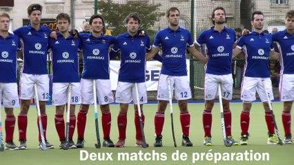 EDF A Hommes - Retour sur les matchs de préparation de la France face à l'Irlande avec NGE