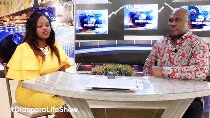 Mentoring the boy child | Diaspora Life Show, Episode 5