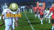 FC Lorient - AC Ajaccio (0-0)  - Résumé - (FCL-ACA) / 2019-20