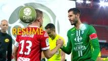 Valenciennes FC - Grenoble Foot 38 (0-2)  - Résumé - (VAFC-GF38) / 2019-20