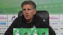"""Claude Puel : """"Déterminé pour ce derby"""""""